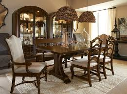 Gatherings Dining Table  Drexel Heritage Tables From - Drexel heritage dining room set
