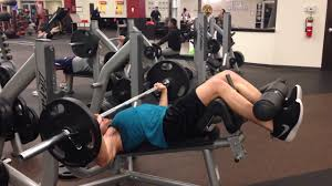 Barbell Bench Press Technique Wide Grip Decline Barbell Bench Press Fitness Training Male