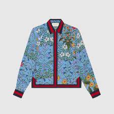 new flora print silk shirt gucci women u0027s tops u0026 shirts