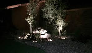 professional outdoor landscape lighting for pueblo colorado city
