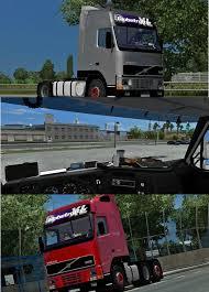 volvo commercial 2016 volvo fh12 v3 truck euro truck simulator 2 mods