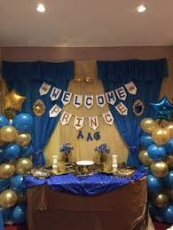 royal blue and gold baby shower decorations baby shower cake for baby boy named king the royal blues