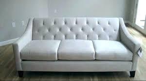 chloe velvet tufted sofa macys tufted sofa rochachana com