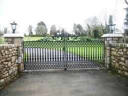 home iron gate design new home designs latest modern homes iron