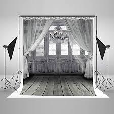Wedding Backdrop Uk 6 5x10ft Wedding Backdrop White Curtain Chandelier Floor Https