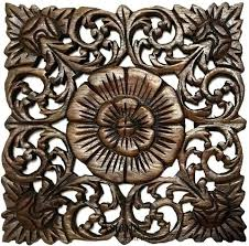 wood carved decorative wall plaque wood plaque carved