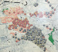 Forum Map Maps Of Football Supporters Influences In The City Ultras Tifo Forum