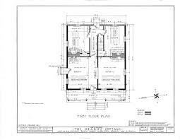 New England Homes Floor Plans 19 New England Saltbox House A New England Saltbox The