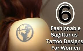 6 fashionable sagittarius tattoo designs for women gilscosmo com