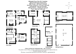 House Plan 45 8 62 4 by 3 Bedroom Detached For Sale In Wiltshire