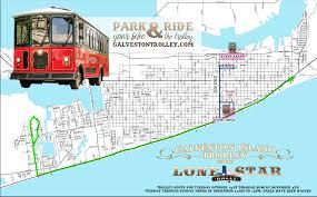 trolley information galveston tx official website