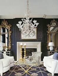 barock wohnzimmer die barock tapete in 48 wunderschönen design ideen archzine net