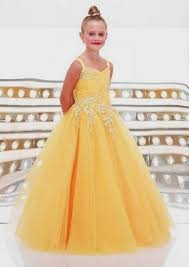 Wedding Dresses For Kids Yellow Dresses For Kids Naf Dresses