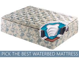 what are the best waveless waterbed mattress brands to buy in 2017