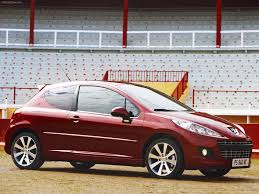 peugeot 2010 peugeot 207 rc photos photogallery with 31 pics carsbase com