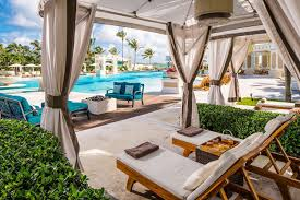 Pool Cabana Designs Photo