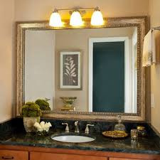 Frame For Bathroom Mirror by 44 Best Mirrormate Makeovers Images On Pinterest Bathroom Ideas