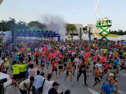 mercedes corporate mercedes corporate run 2017 with one two tree miami s