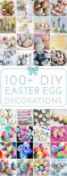 egg decorations 100 diy easter egg decorations prudent pincher