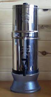 Berkey Water Filter Stand by Travel Berkey Water Filter Purifier System For Camping