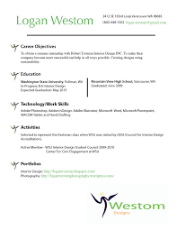 Best Designer Resume by Interior Designer Cv Template 2 Resume Examples 1000 Images About