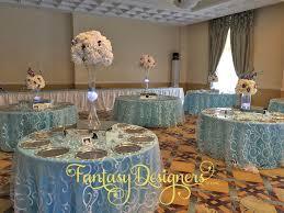 Quinceanera Table Decorations Centerpieces Cinderella Themed Quinceanera Ideas
