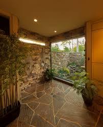 bathroom simple fancy koi pond engaging houseplants decoration