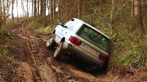 land rover off road wallpaper off road v8 4 6 range rover p38 youtube