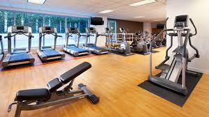 fitness center sheraton grand sacramento hotel