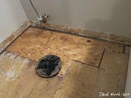 replace bathroom floor floor and decorations ideas