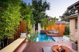 landscape timbers mode melbourne contemporary pool decoration