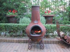 Extra Large Clay Chiminea Buy Extra Large Brown 125cm Outdoor Clay Chimenea Designed In The