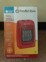 Comfort Zone Heater Fan Comfort Zone Space Heater Ballkleiderat Decoration