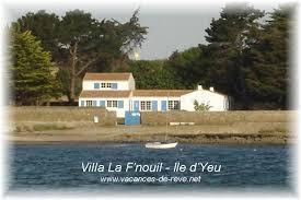 chambre d hotes ile d yeu villa la f nouil location de vacances sur l île à l île d yeu