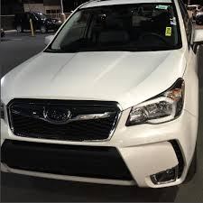 subaru forester 2016 colors new to subaru 2016 forester ltd crystal pearl white subaru