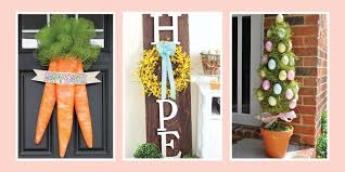 easter decoration ideas 10 easy outdoor easter decorations diy yard decor ideas for easter