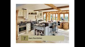 open plan kitchen designs youtube