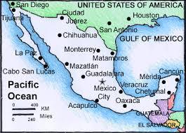 map of mexico cities worldincentivenexus com mexico spotlight