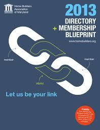 2013 hbam buyers u0027 guide and membership blueprint by maryland