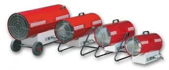 riscaldamento per capannoni generatori di calda per un riscaldamento uniforme