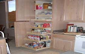 Kitchen Cabinets With Pull Out Shelves Pull Out Shelves Kitchen Pantry Cabinets Bravo Resurfacing Custom