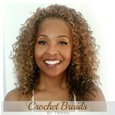 crochet braids with a mix of freetress deep twist u0026 presto curl in