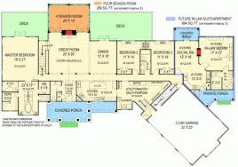 House Floor Plans With Inlaw Suite Apartments House Plans With Inlaw Suite On First Floor Home