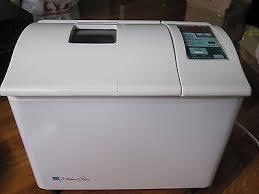 regal kitchen pro collection kitchen pro collection regal k6725 bread maker machine used once
