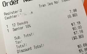 restaurant discounts 17 senior restaurant discounts for those 50 and clark howard
