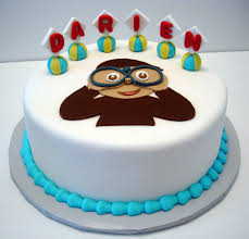 cool curious george cake decorating ideas interior design for home