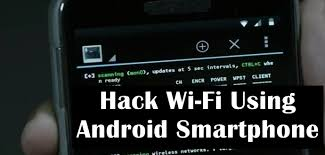 how to hack an android phone from a computer how to hack wi fi using your android smartphone techworm