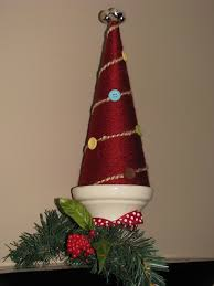 yarn christmas tree clean and scentsible