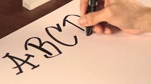 imagenes para dibujar letras graffitis cómo dibujar letras de graffiti tips de dibujo youtube