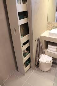 cute bathroom storage ideas eigen huis en tuin praxis een handige opbergkast voor de